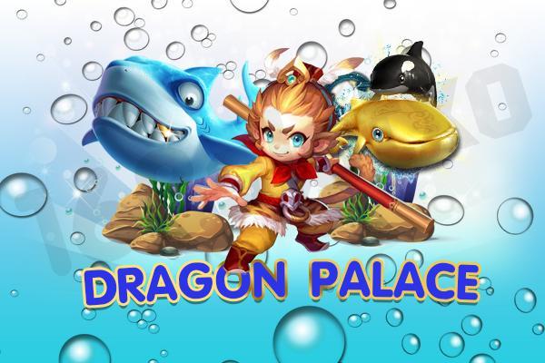DRAGON PALACE เกมยิงปลายอดนิยม 2021
