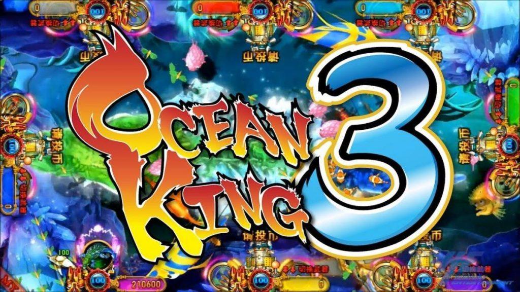 OCEAN KING เกมยิงปลายอดนิยม เล่นได้เงินเร็ว