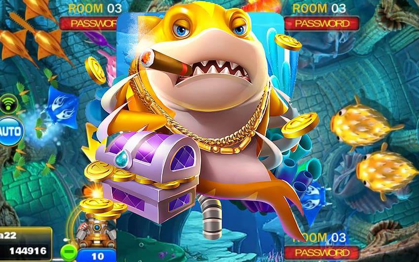 เกมยิงปลา เกมฮิตในคาสิโนออนไลน์ ที่เล่นสนุก